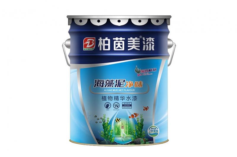 18升海藻泥净味水漆